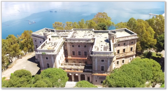 Taranto – Ex Idroscalo «Bologna» e Palazzo «Brasini»