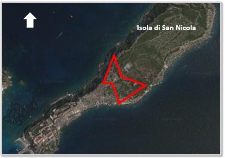 Isole Tremiti (FG), Isola «San Nicola» – Ex Stazione Meteomar