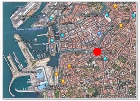 Livorno – Palazzina Dutnav