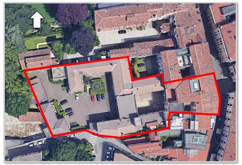 Padova – Complesso Palazzo «Da Zara»