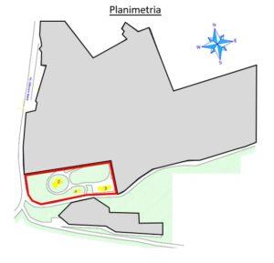 Loreto (AN) – Villa «Bonci» ed aliquote pertinenziali Pianta principale