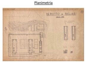 La Spezia – Complesso Ex M.AR.DI.CHI. Pagliari Pianta principale
