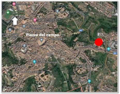 Siena – Caserma «Santa Chiara»