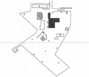 Monterotondo (RM) – Comprensorio di Monterotondo Pianta principale
