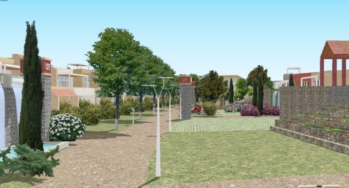 Sant'Alessio con Vialone (PV) – 65 Active Biovillage
