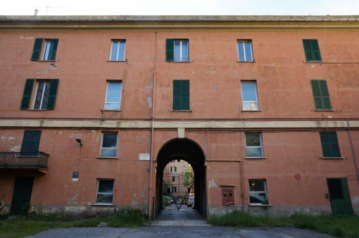 Genova – Ex Caserma Gavoglio