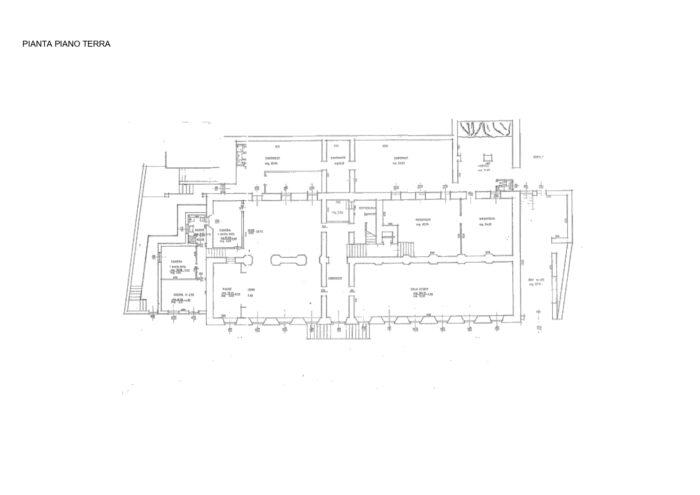 Bellano (LC) – Former boarding school Giglio floorplan