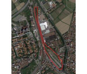 Pavia – Via Rismondo Pianta principale