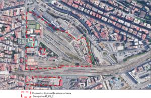 Salerno – Rigenerazione Urbana Pianta principale