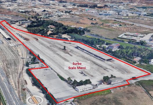 Lecce – Rail yard Lecce Surbo