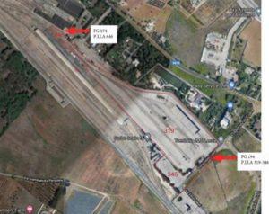 Lecce – Rail yard Lecce Surbo Floorplan